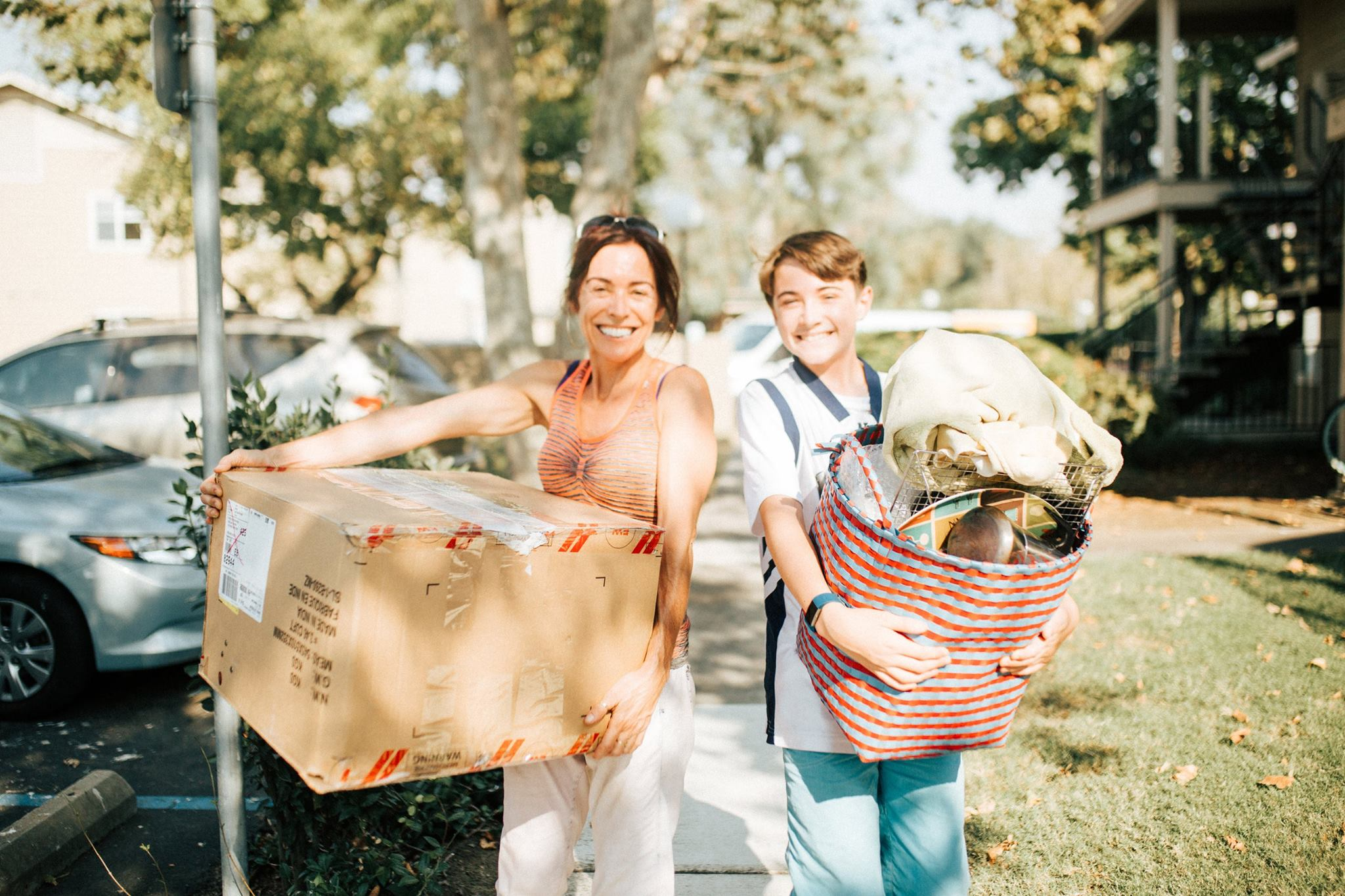 Residents Moving In to A Tandem Community