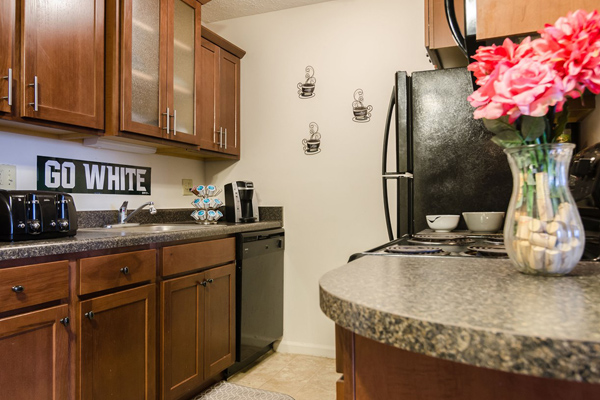 Stoneridge Apartments in East Lansing, Michigan