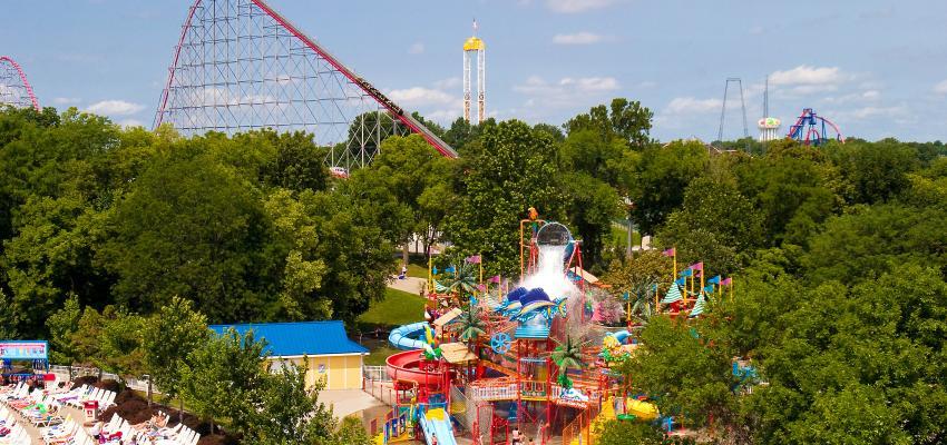 worlds and oceans of fun theme park kansas city missouri