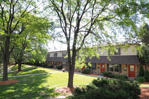 Cambria Townhomes in East Lansing, Michigan