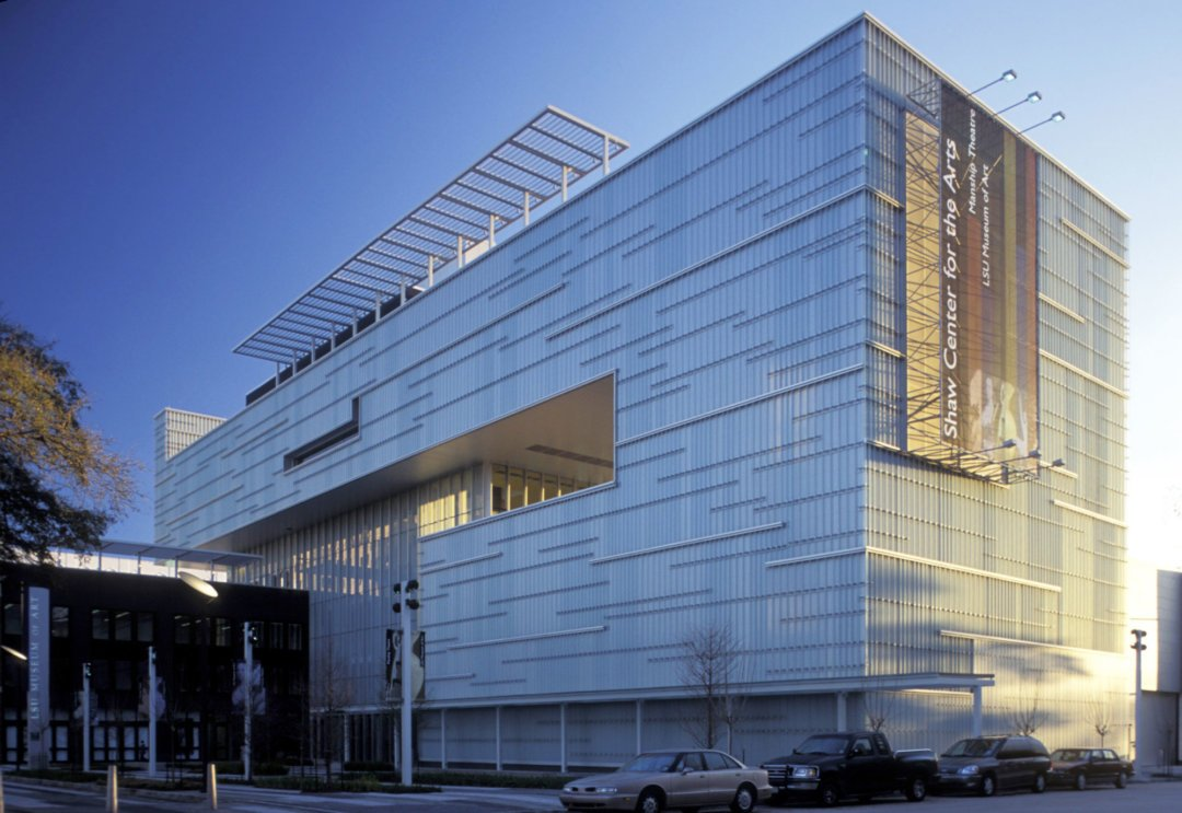 The Shaw Center for the Arts