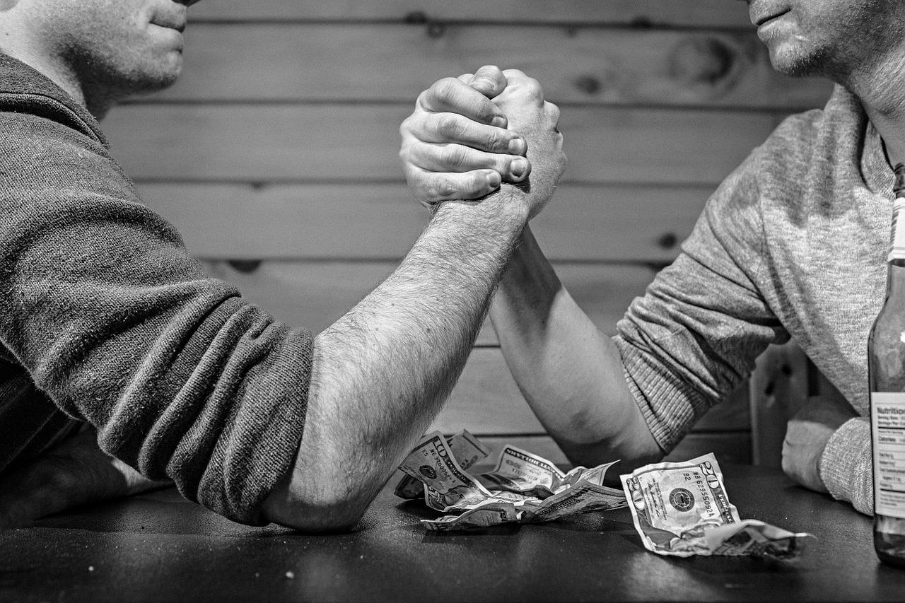 money negotiating