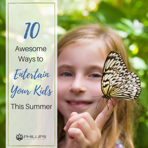 10 Awesome Ways to Entertain Your Kids This Summer   Phillips Mallard Creek Apartments