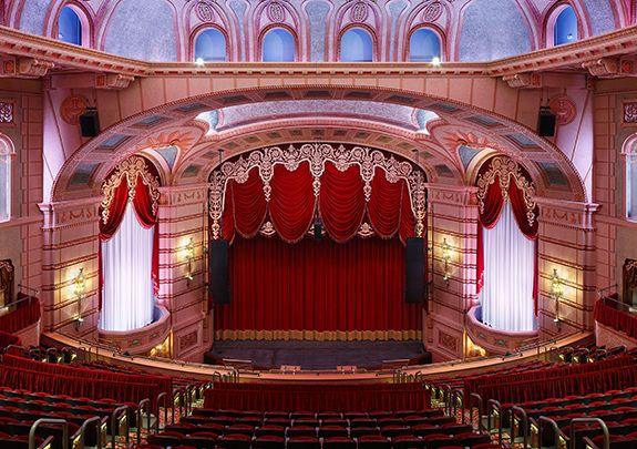 paramount theater cedar rapids iowa