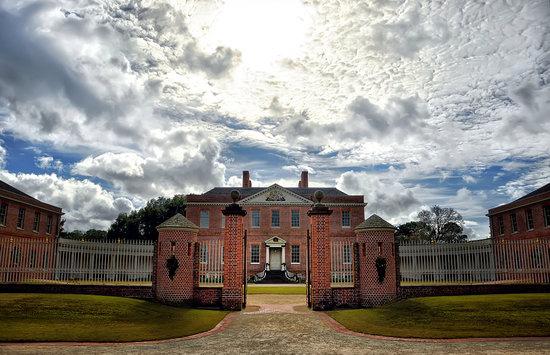 North Carolina History Center at Tyron Palace New Bern