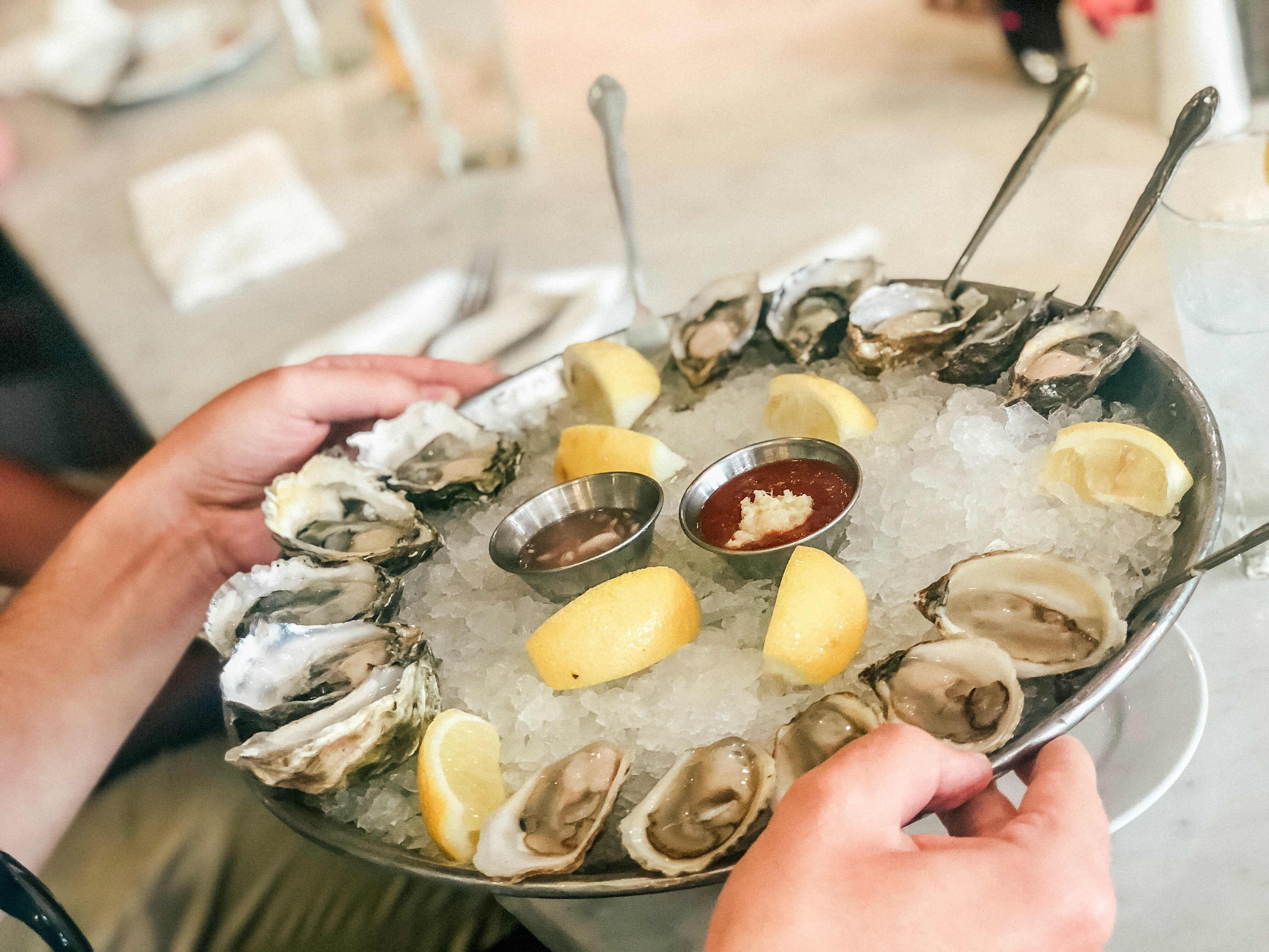 oysters in baton rouge