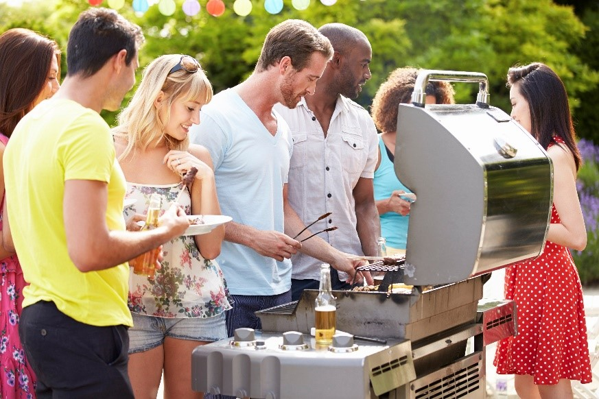 Host a Sizzlin' Summer Bash at Abberly Green