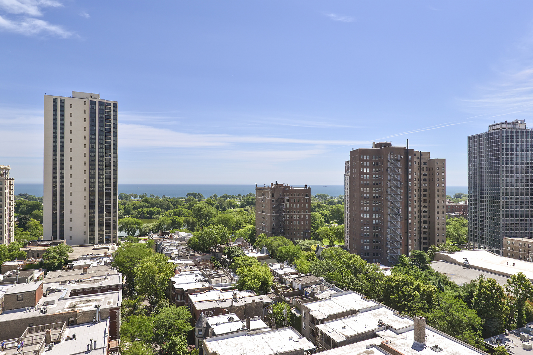 Lincoln Park neighborhood