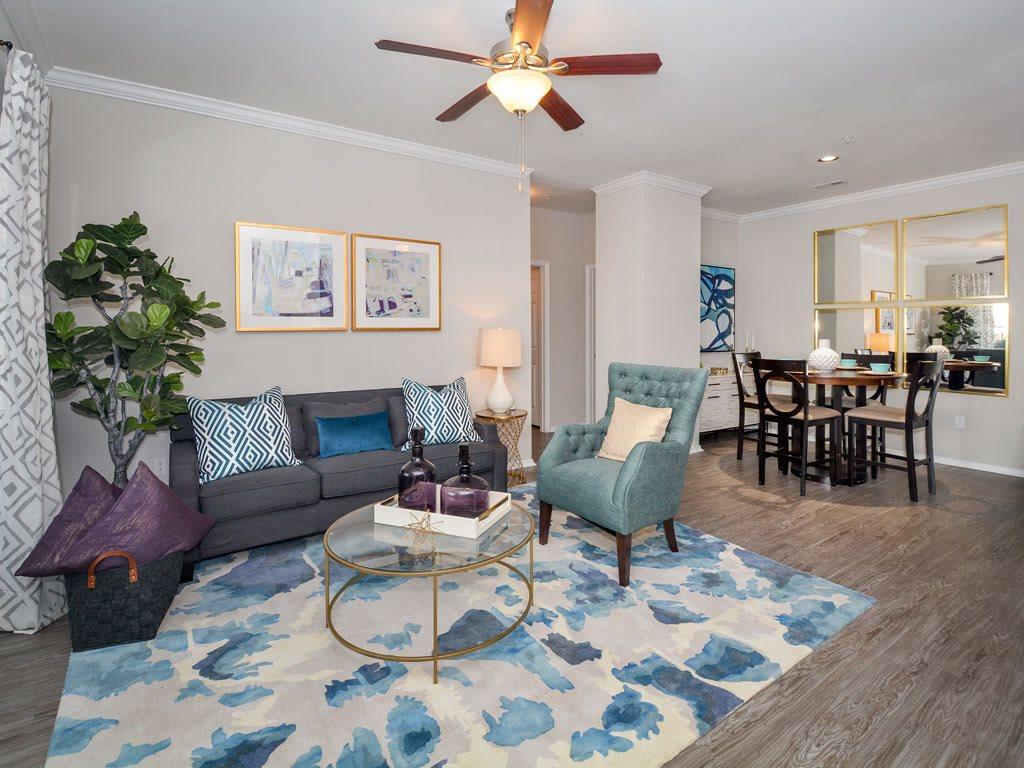 Addison Park Living Room