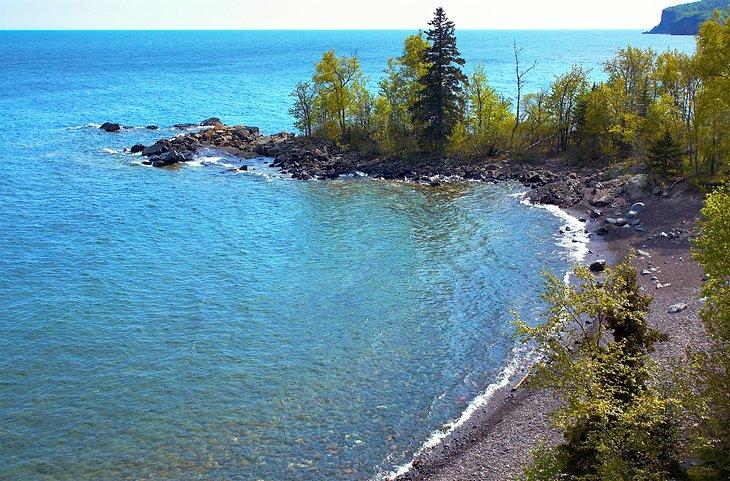 north shore scenic drive duluth