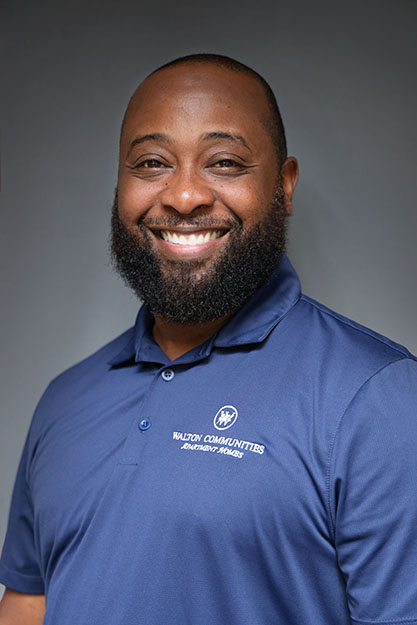 Cory Stanley Maintenance Manager
