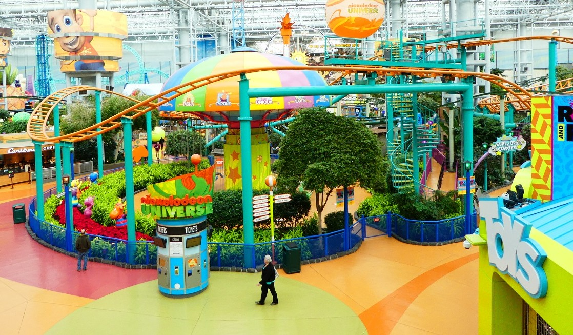 mall of america bloomington minnesota