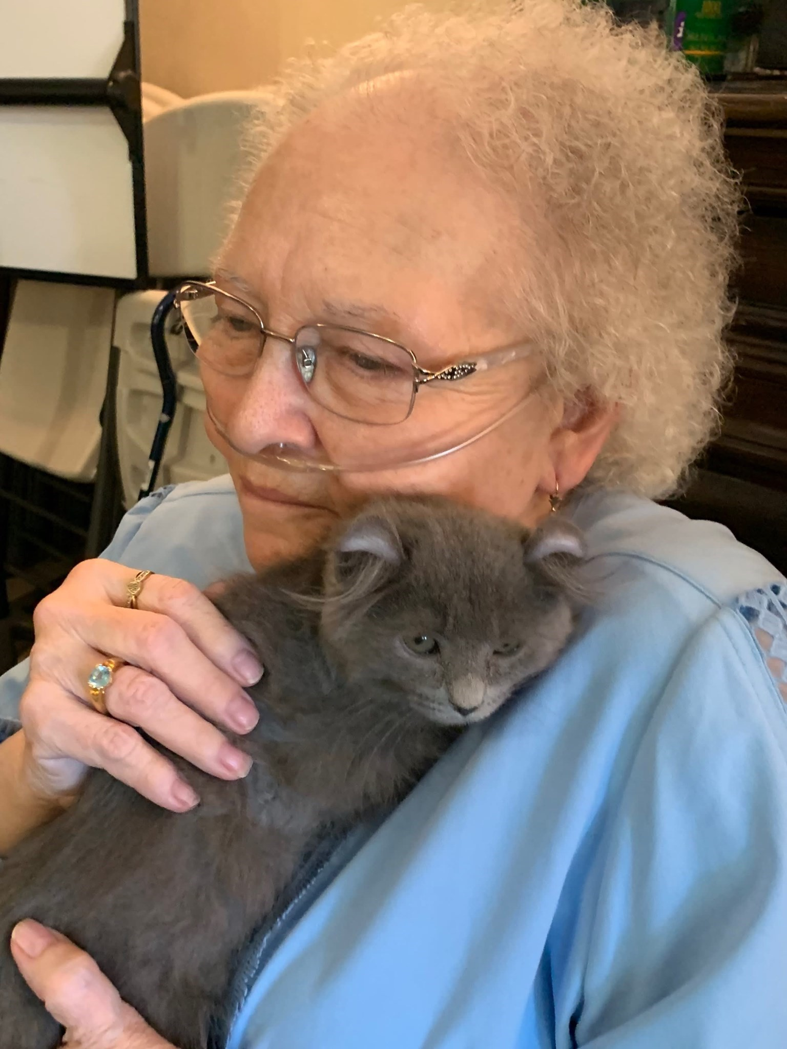More than pet-friendly, we do pet therapy days at Pacifica Senior Living Millcreek.