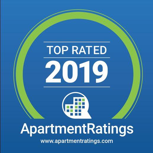 Apartment Ratings award