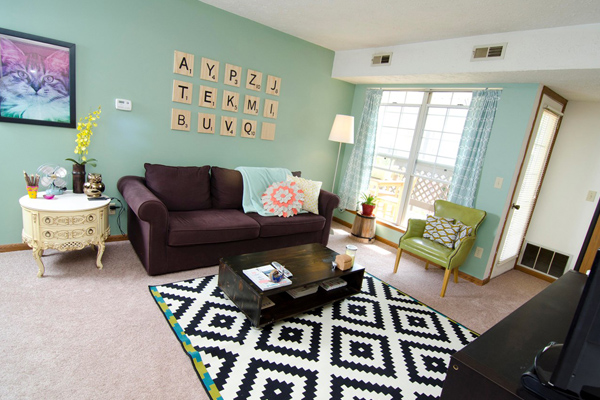 Eastwind Apartments in East Lansing, Michigan