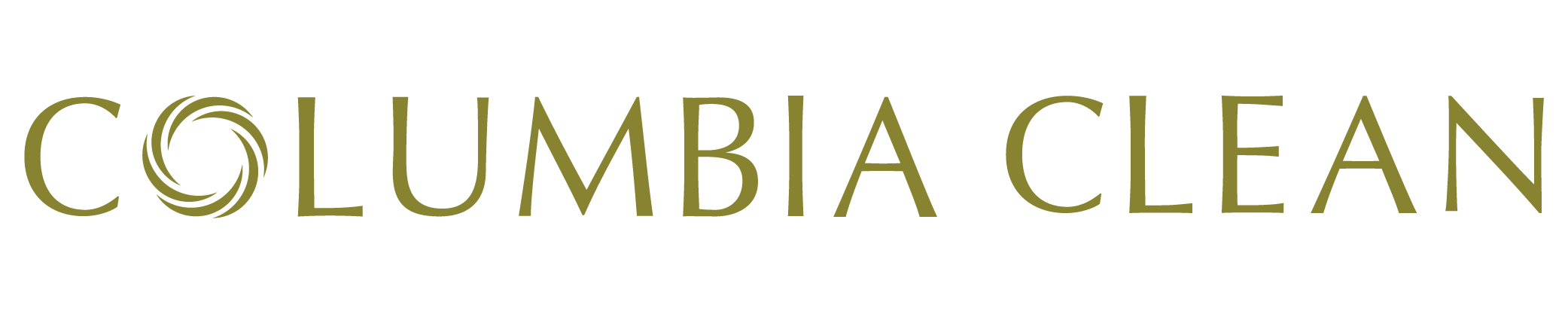 Columbia Clean Logo