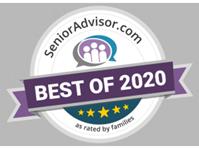 Pacifica Senior Living Oakland is a SeniorAdvisor.com 2020 Best of Senior Living Winner!
