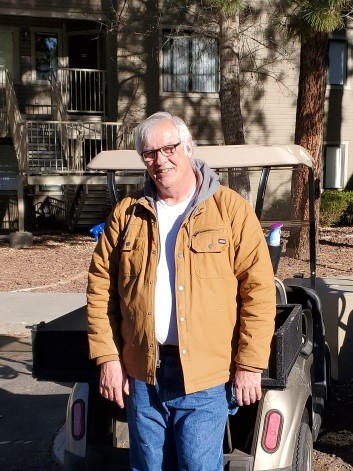 Bruce, Maintenance Manager