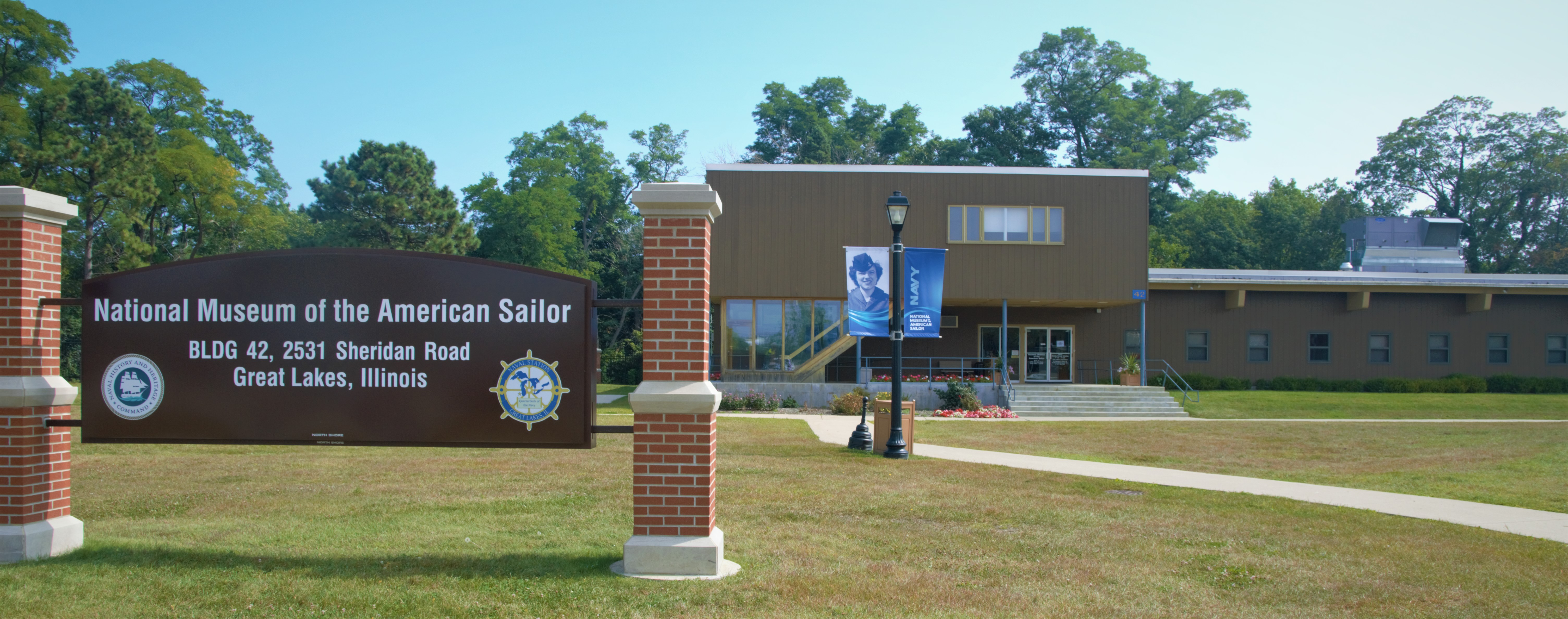 national museum of the american sailor great lakes illinois