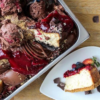 The image of gelato