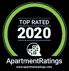 Apartment Ratings Top Rated Award 2020