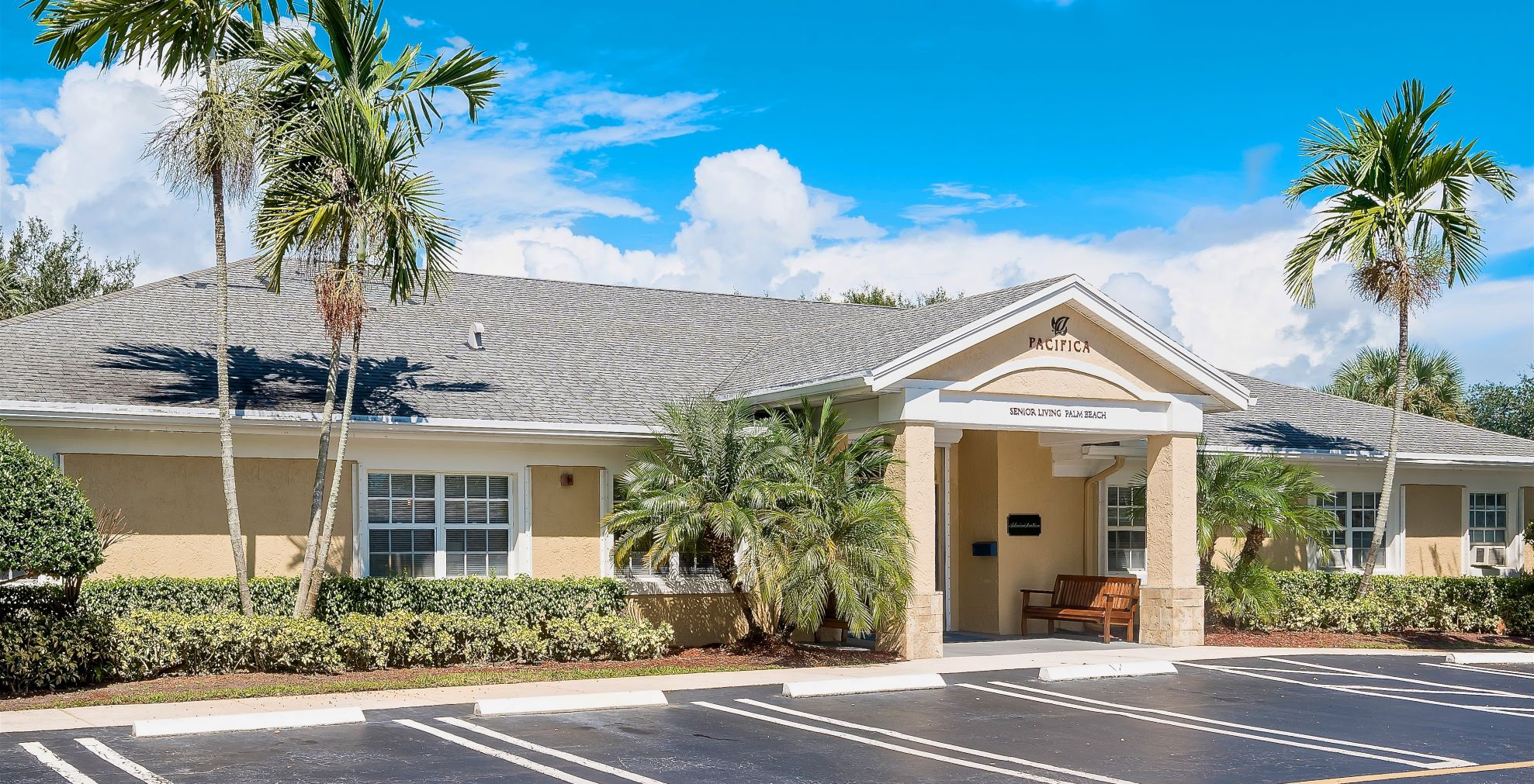 Experience great senior living at Pacifica Senior Living Palm Beach.