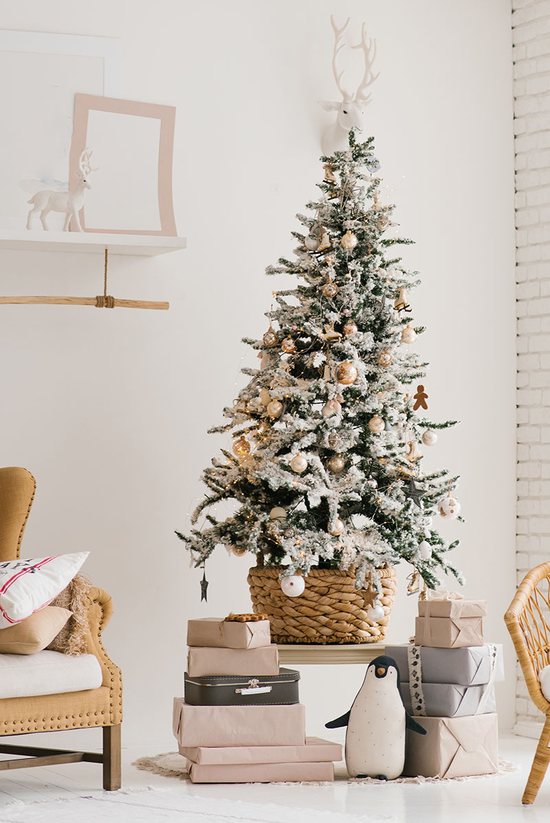 4 Christmas Tree Ideas For Your Apartment Haley Residential Blog
