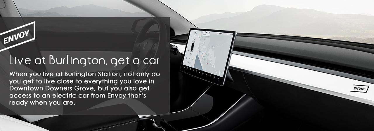 Envoy car sharing