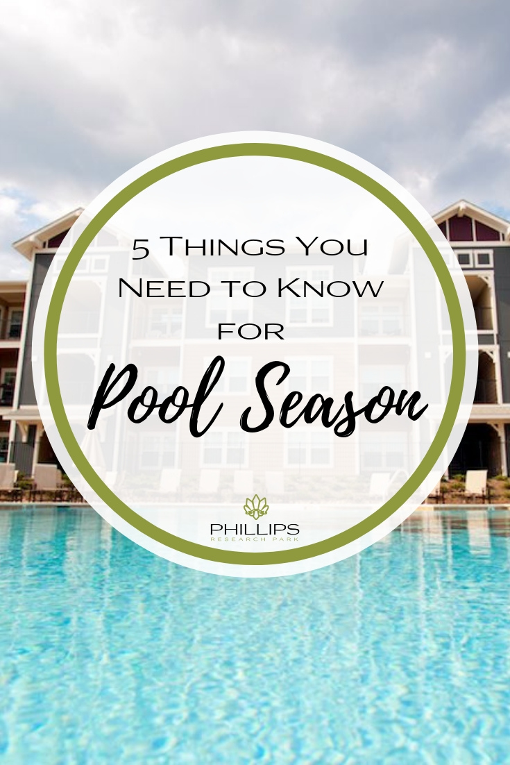 5 Things You Need to Know for Pool Season | Phillips Research Park