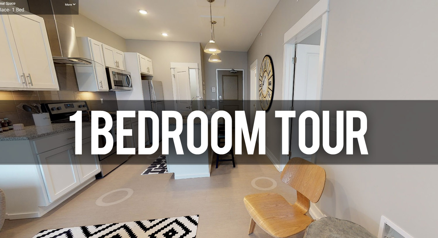 Heritage Place 1 Bedroom Virtual Tour