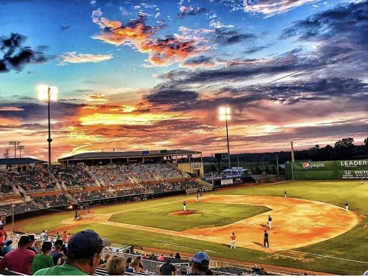 the ballpark at jackson tennessee