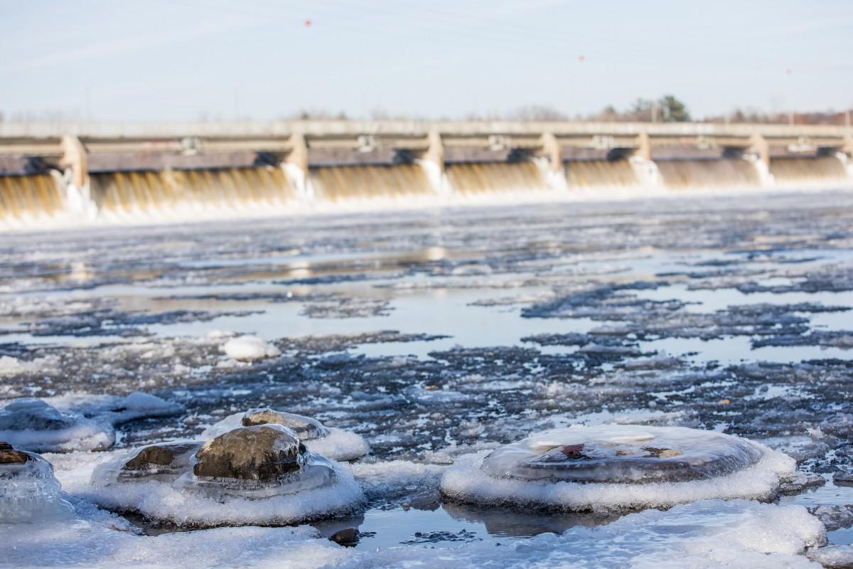 coon rapids dam regional park minnesota