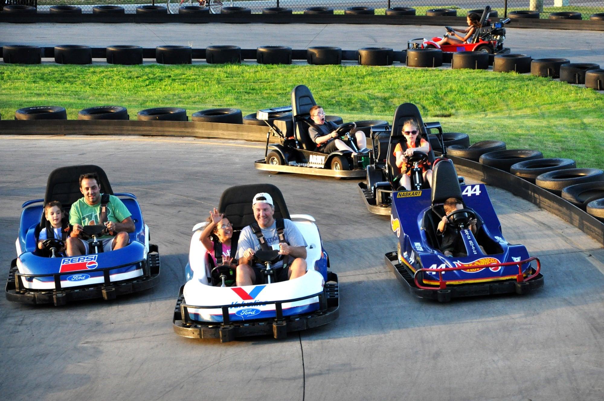 craigs cruisers family fun center norton shores