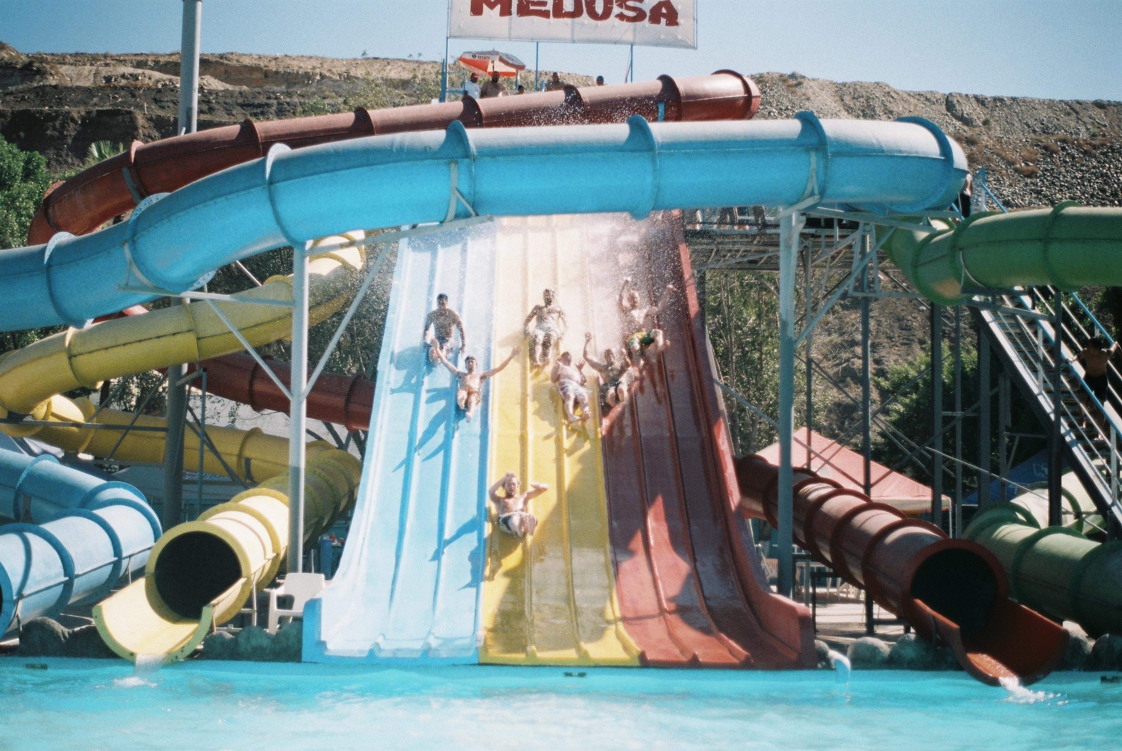 fun plex waterpark and rides omaha nebraska
