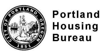 The Portland Housing Bureau Logo