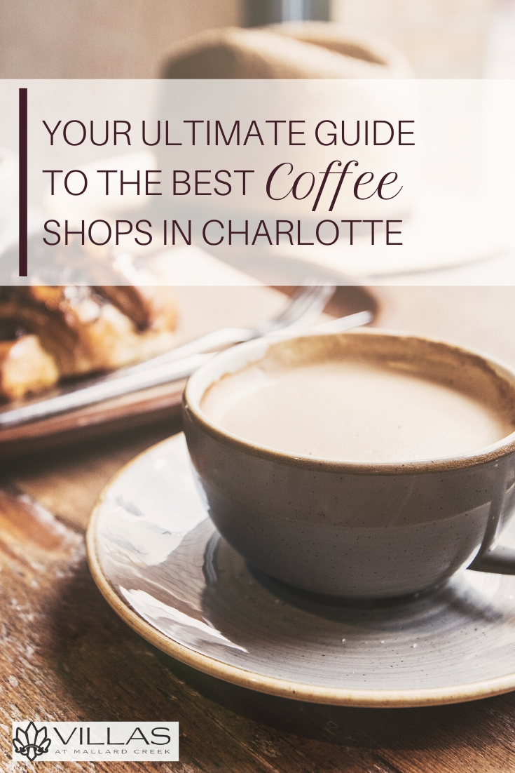 Your Ultimate Guide to the Best Coffee Shops in Charlotte   Villas at Mallard Creek Apartments