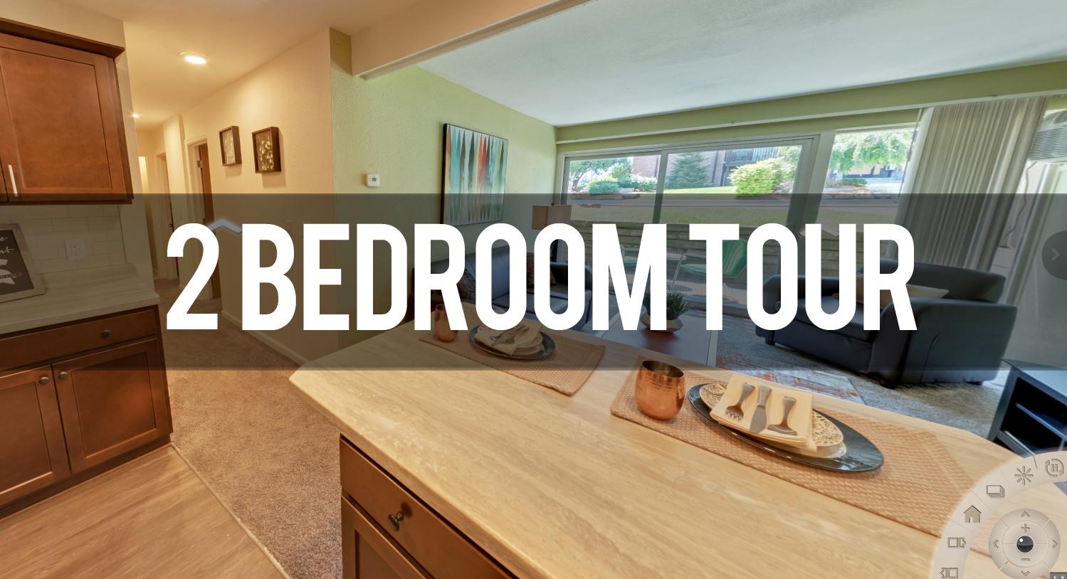 Cedar Village 2 Bedroom Virtual Tour