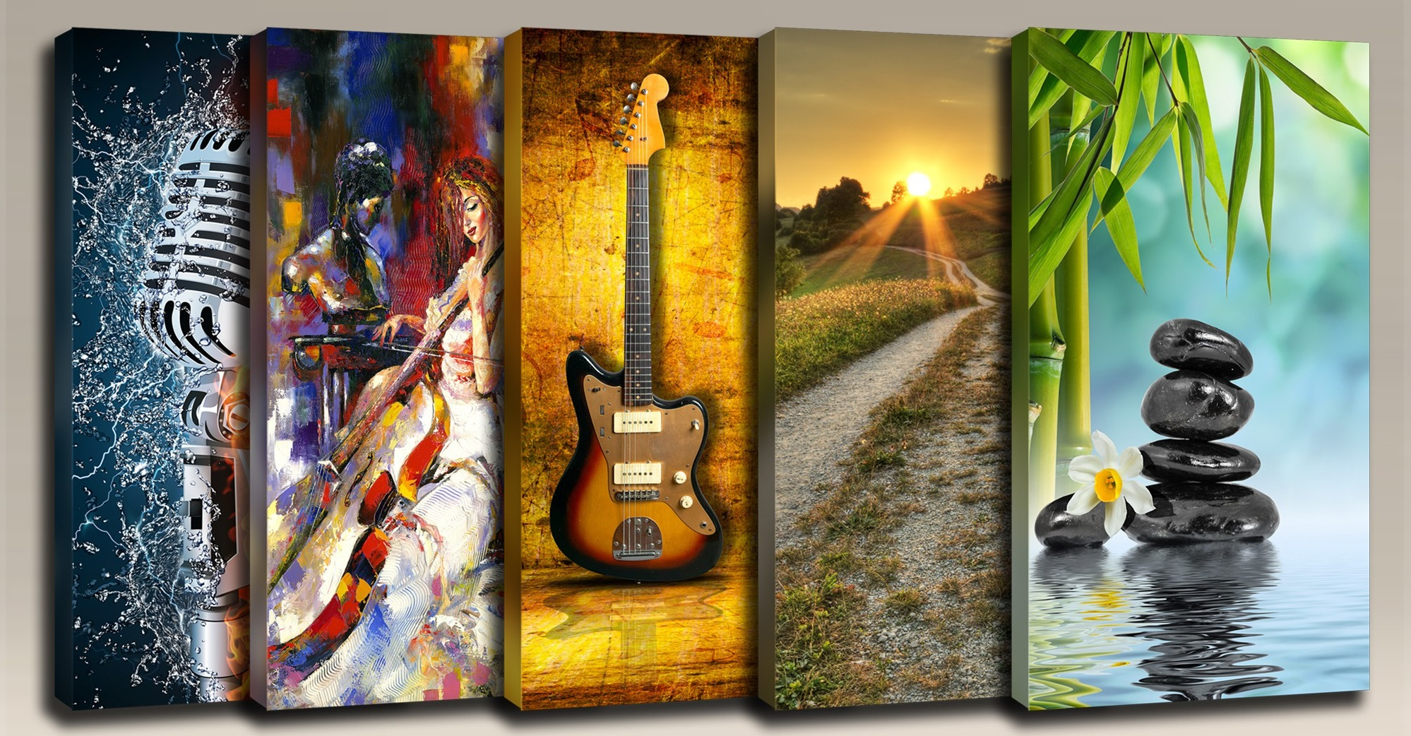 sound proof photos for your wall