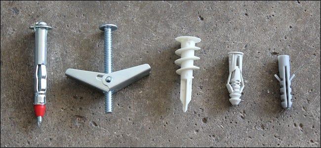 apartment renters toolbox anchors