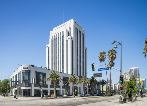 Dominguez-Wilshire Building