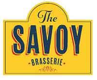 Savoy Brasserie logo