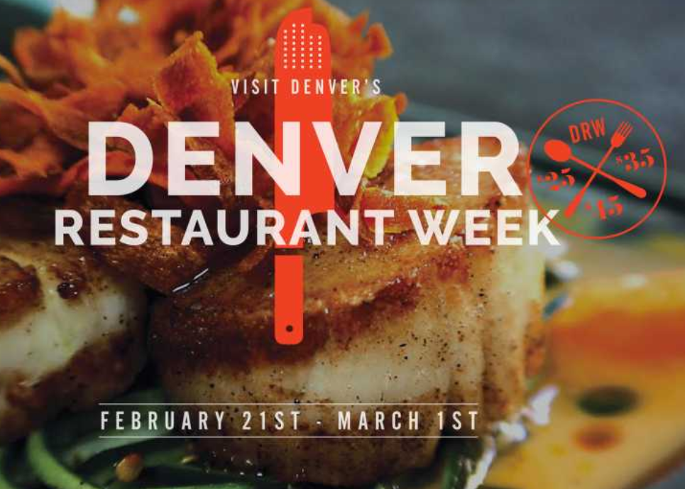 16th Annual Denver Restaurant Week