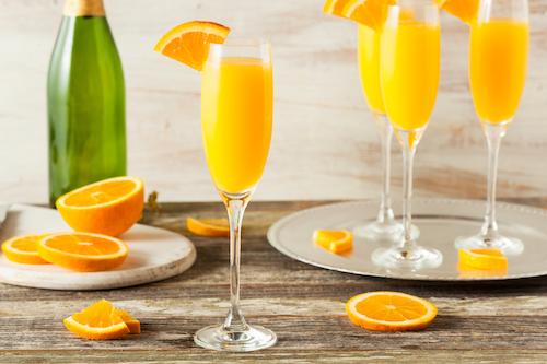 bottomless mimosas at local 16
