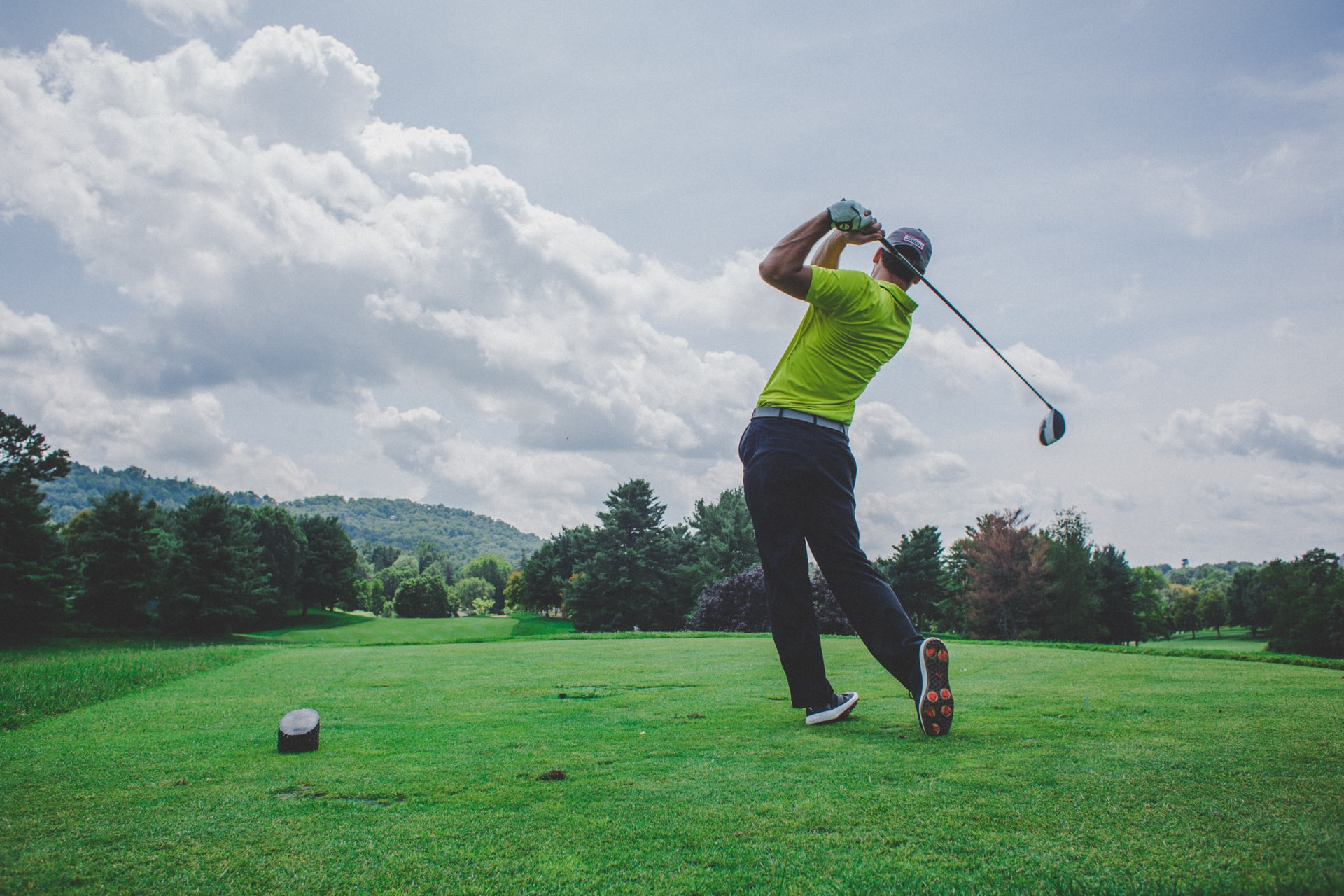 golf in Howell, MI