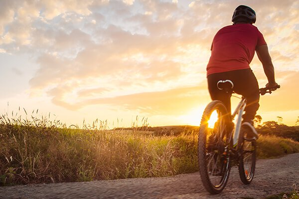 biking trails in rochester