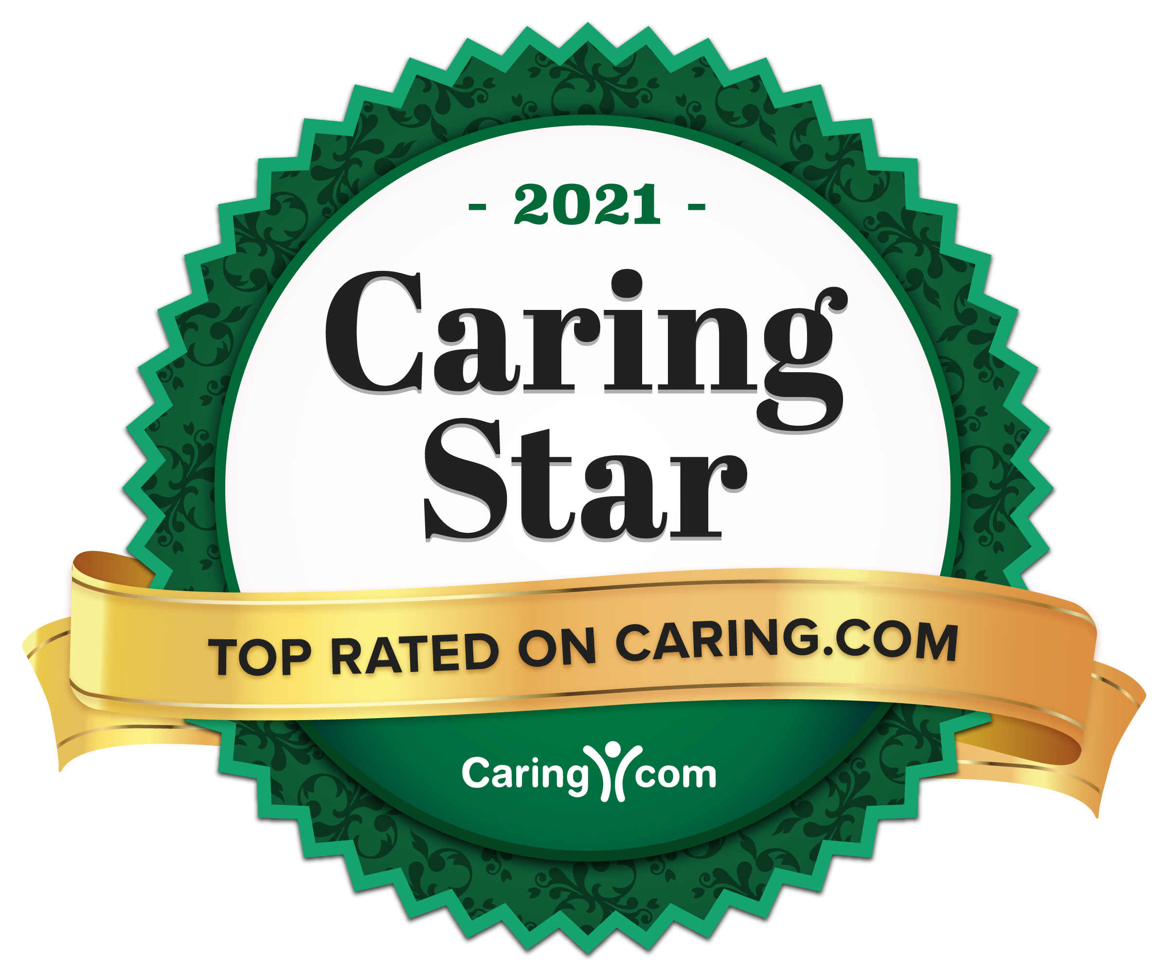 The Park Lane is a Caring.com Caring Star Community for 2021!