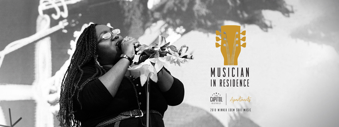 Capitol District's Musician In Residence Contest