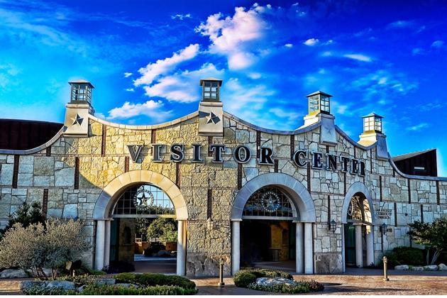 san angelo visitor center texas