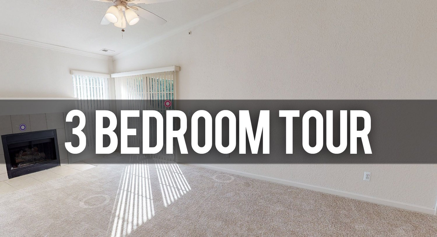 Aberdeen Apartments 3 Bedroom Virtual Tour
