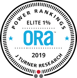 2019 ORA Elite J Turner Research Power Rankings Logo